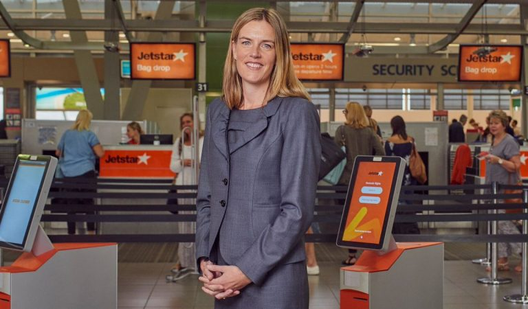 Catriona Larritt, Chief Customer Officer Jetstar