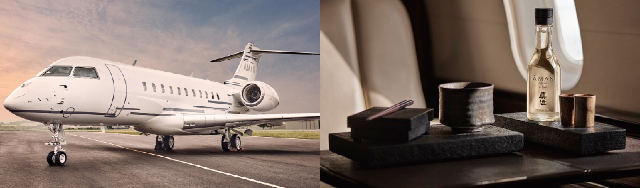 Affluent Travellers Will Increasingly Hire Private Jet, Such As The Aman Jet