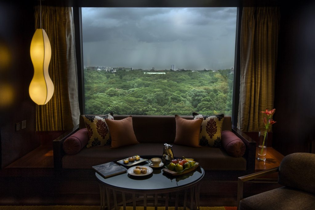 Hotels In Cities Such As Bangalore And Kochi Have Already Opened Up. Cubbon Suite At Jw Marriott Hotel Bengaluru