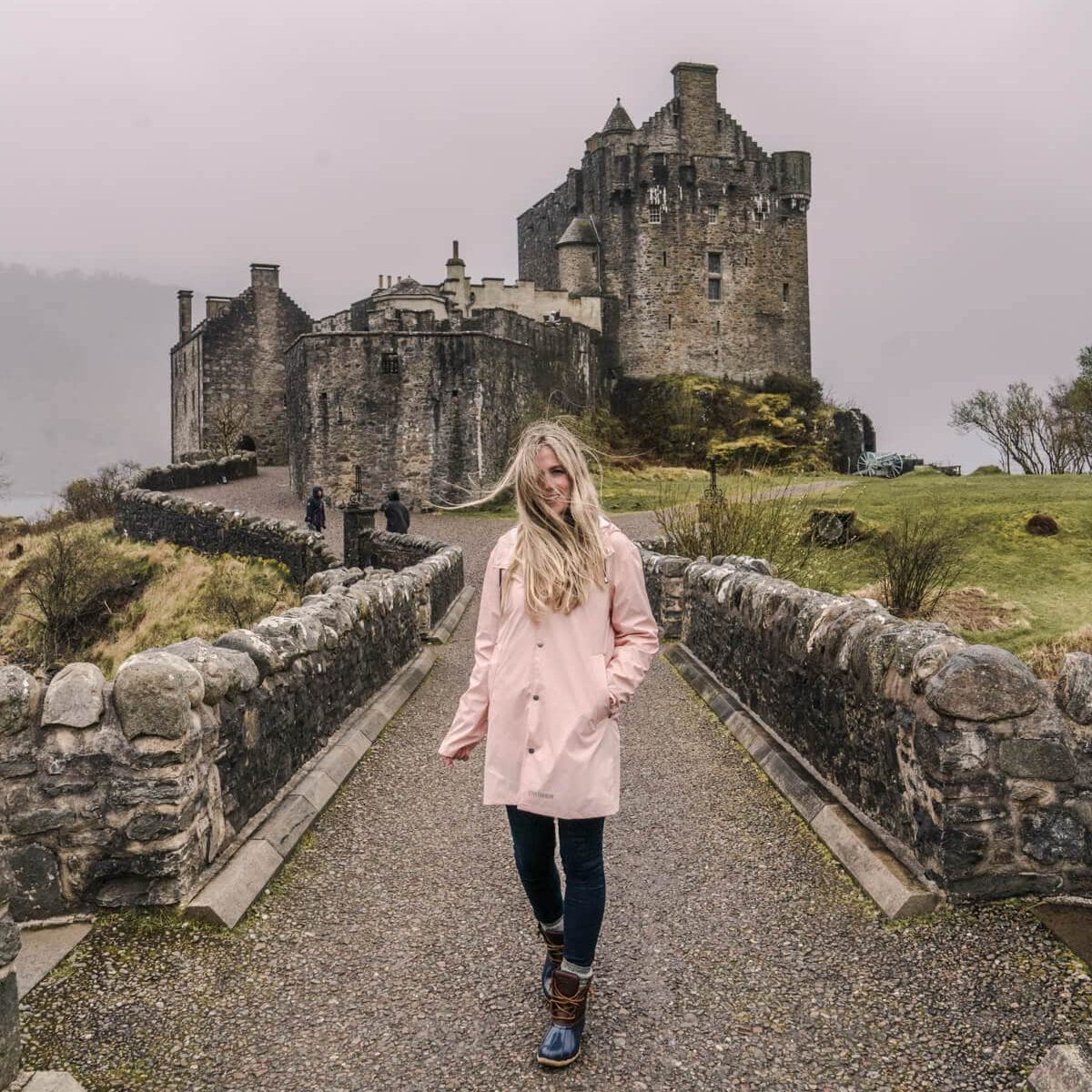 Scotland's marketing campaign invites travellers back to their beautiful country