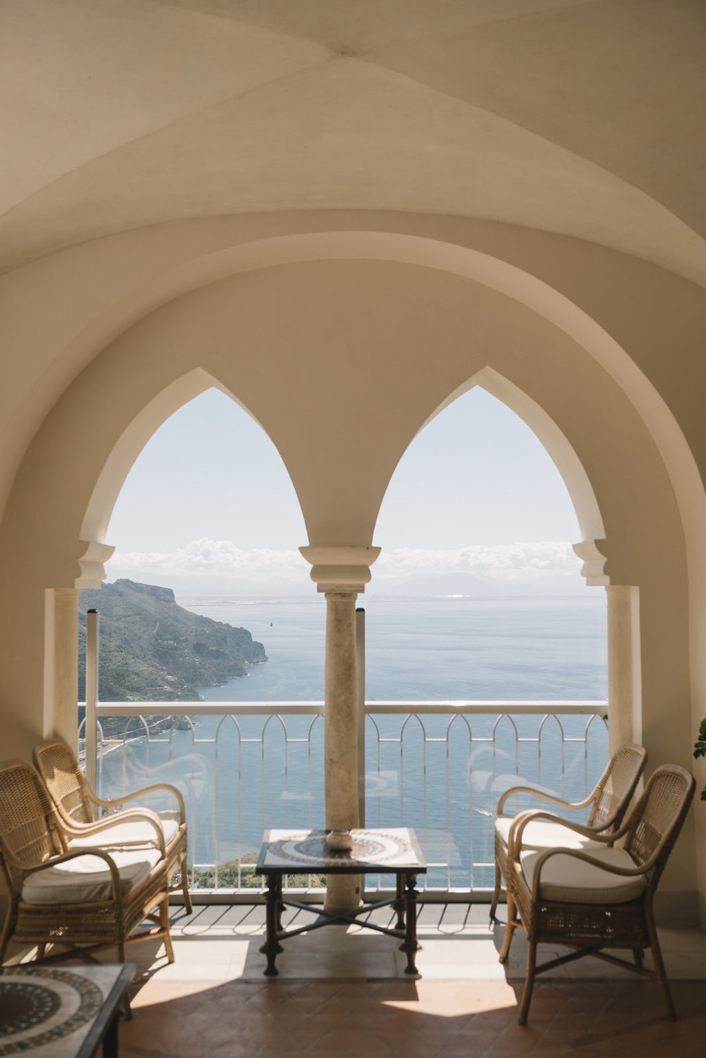 The Hotel Belmond Hotel Caruso Is Every Bit As Magical As Ravello Itself