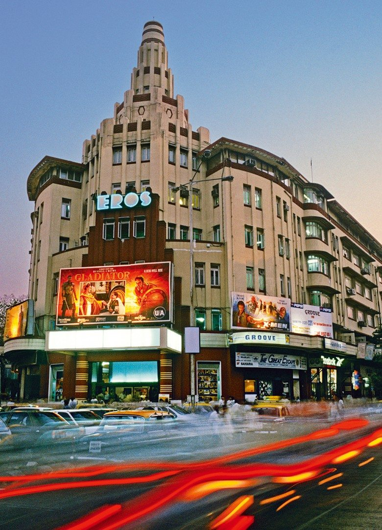 """Author Salman Rushdie Described Mumbai S Art Deco Heritage In One Of His Novels As """"a Glittering Art Deco Sweep …, Not Even Rome Could Boast."""""""