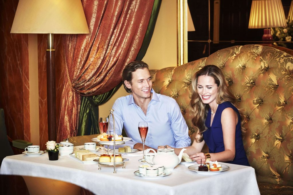 Guests Will Still Visit The Dorchester London For Its Definitive Tea Experience.