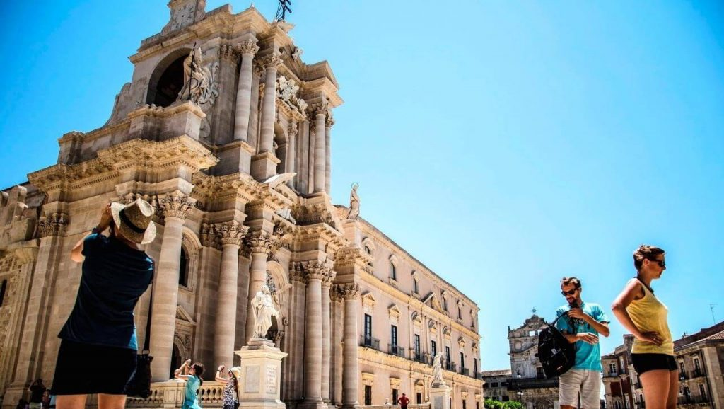 Sicily, An Island Of Baroque Charm And Ancient Culinary History, Is Among A Few Italian Destinations That Are Rolling Out A Red Carpet