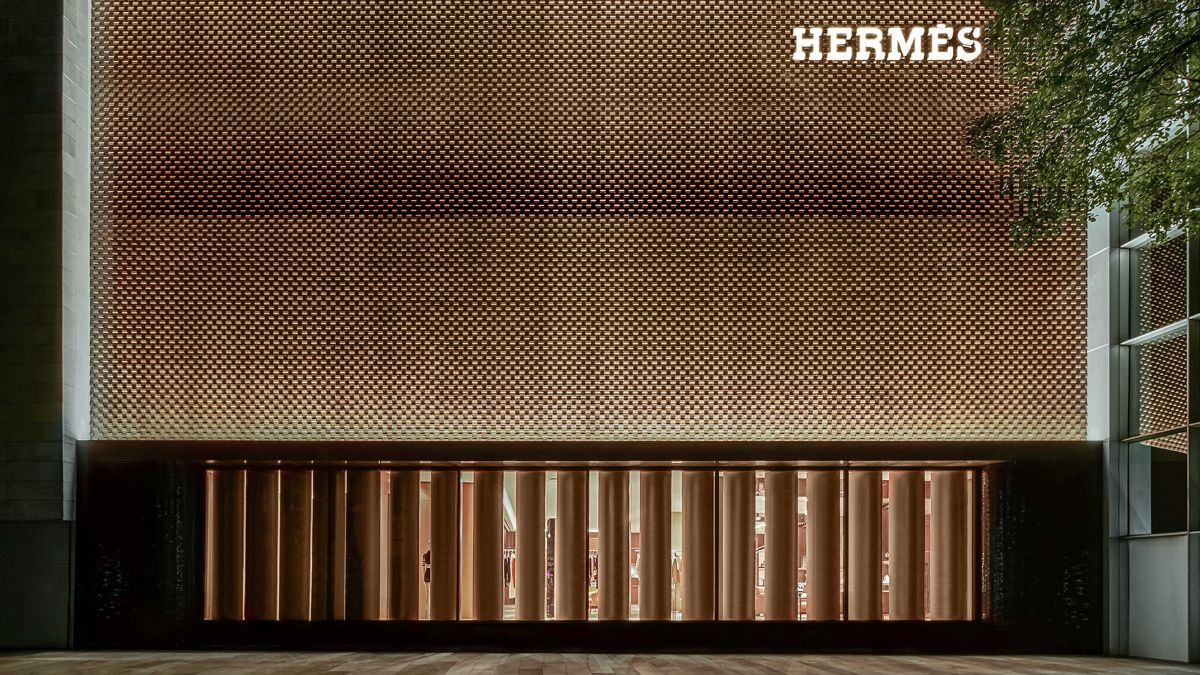 The Hermès Store In Guangzhou Raked In $2.7m In Sales In Just One Day Of Its Reopening, Indicating Luxury Will Thrive.
