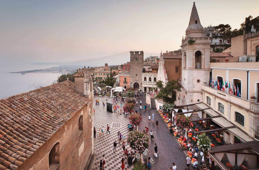 The Influences Of Various Cultures Find Repose In The Arab Norman And Greek Roman Monuments, And The Arab Markets That Attract Travellers With Their Colour.