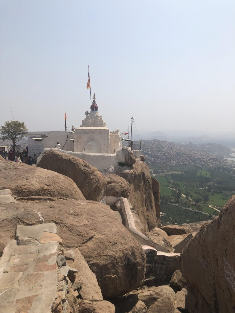 The Region Is Strewn With 16th Century Rock Cut Shrines Dedicated To Revered Deities In Hinduism.
