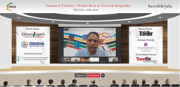 Vishal Kumar Dev, Secretary Tourism, Odisha Said The State Had Begun Work On Long Duration Interstate Itineraries .