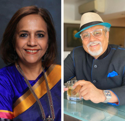 Renu Basu, IHCL's Sr VP – Global Sales and Marketing in conversation with Mahesh 'Bossy' Shirodkar
