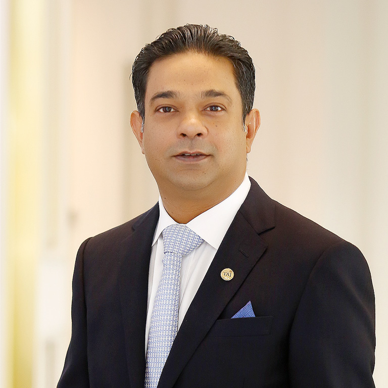Taj Dubai's Ranjit Phillipose on the future of travel and hospitality in the emirate