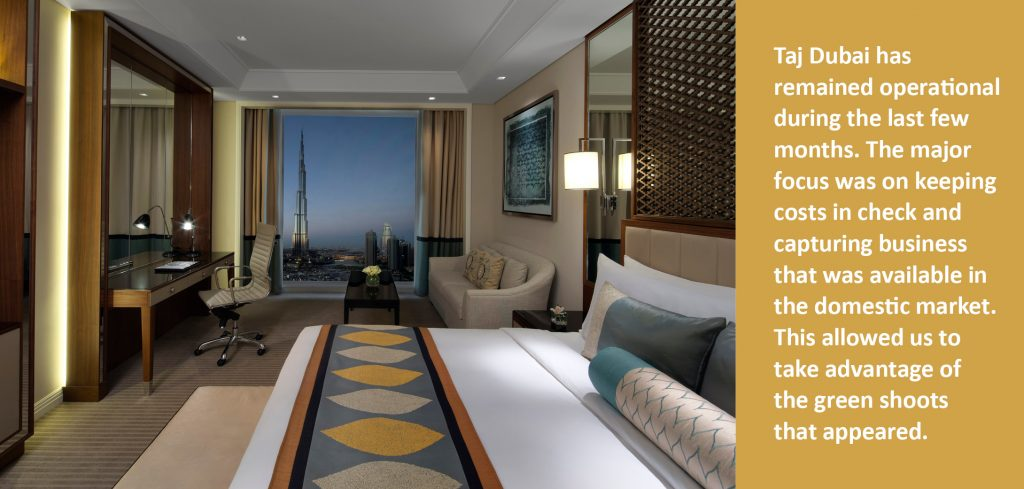 Uae Gm Luxury Burj View Taj Club Room