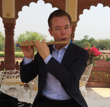 CBS Television Stations' Tom Matheson expounds on the channel's continuing bull run and selling India to affluent travellers.