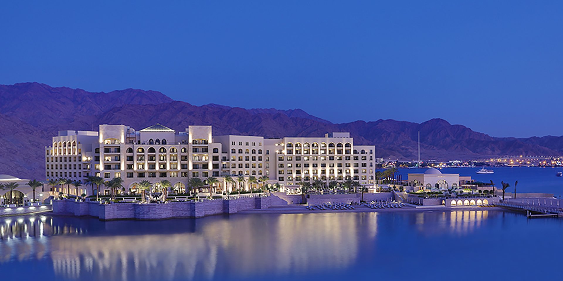 Al Manara, A Luxury Collection Hotel, Saraya Aqaba Reflects The Architecture, Philosophy And Beauty Of Jordan As A Destination.